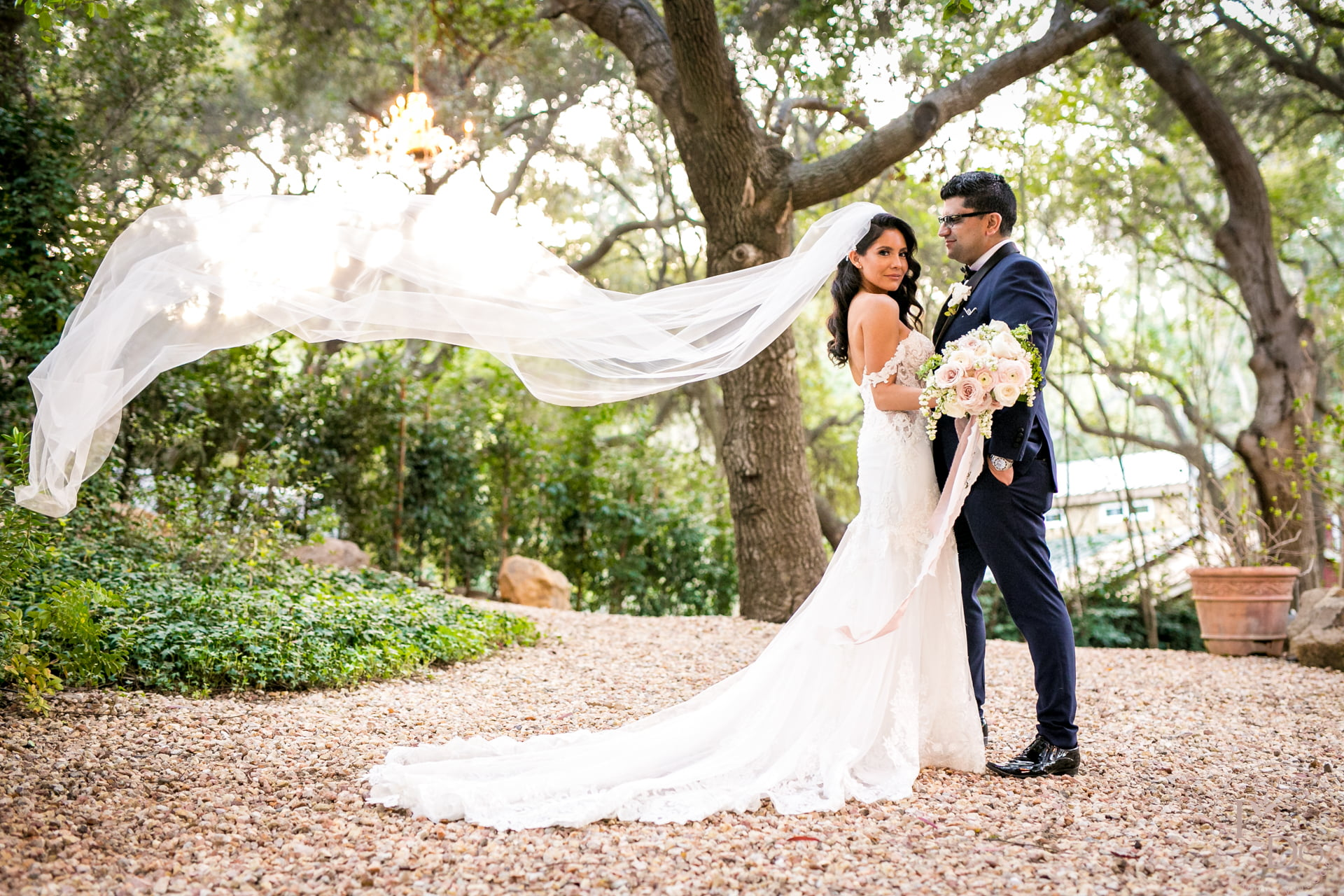 Calamigos Ranch, the Oaks Room – Wedding Photography and Videography