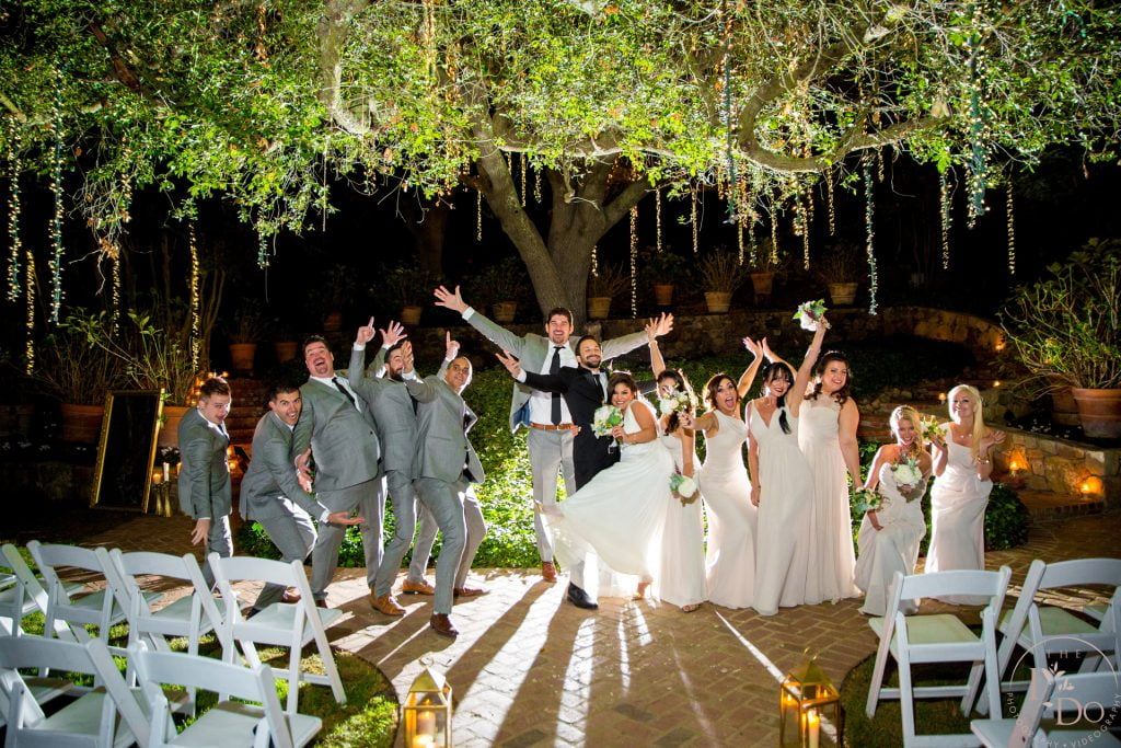 Calamigos Ranch Pavilions at North Point Wedding Photography and Videography