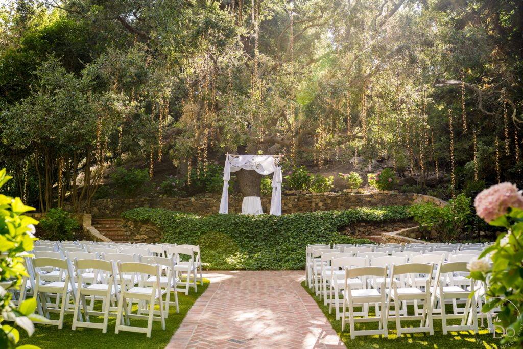 Calamigos Ranch Wedding Photography and Videography