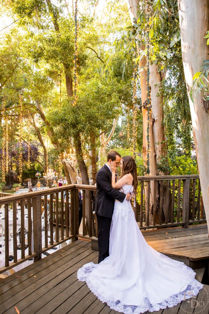 Couple's session near The Birchwood Room