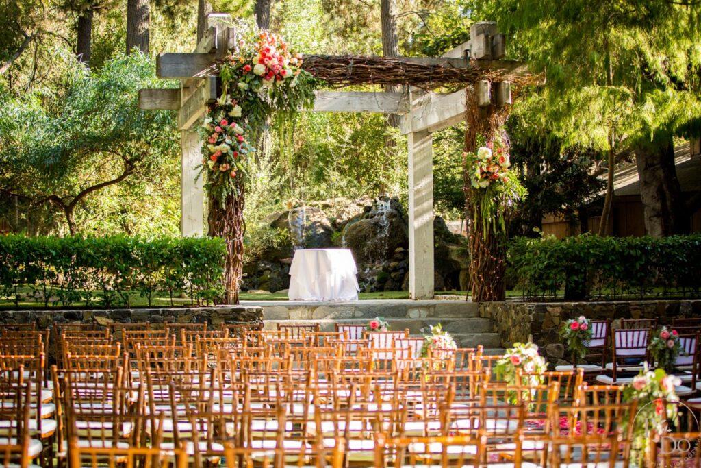 Wedding Site of Redwood Room