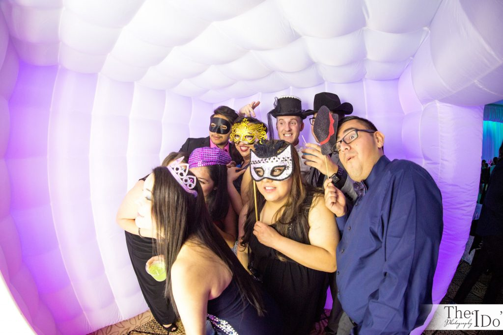 Event or Wedding Photo Booth in Los Angeles